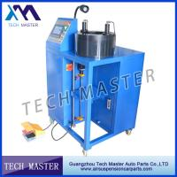 Automatic / Manual Hydraulic Hose Crimping Machine for Air Spring Suspension Manufactures