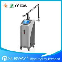Fractional CO2 Laser Machine 10600nm RF Pipe Ultrapulse treatment Manufactures
