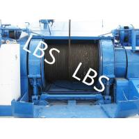 Wire Rope Marine Windlass Winches Lifting Winch Hydraulic Tugger Winch Manufactures