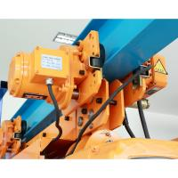 China Hard Working Durable 1 Ton Hoist Trolley 231T Stable Lifting For Various Working Environment on sale