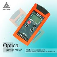 China mini optical power meter optical laser source power meter on sale