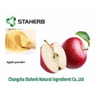 Dried Organic Apple Extract PowderContain Polyphenols / Phloretin Lower Cancer Risk Manufactures