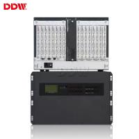 Hybrid Signal Flexibility Video Scaler Switcher , Meeting Room Video Wall Multiplexer Manufactures