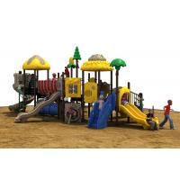 Powder Coated Steel Backyard Play Structures For Kids , Outdoor Play Equipment Manufactures