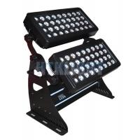 Aluminum Chassis Exterior Wall Wash Led Lighting For Outside 4/8 CH RGBW 4 In 1 Manufactures