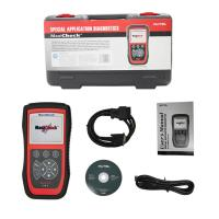 Original OBD2 Scanner Codes Autel Maxicheck EPB Brake Pads With TFT Color Display Manufactures