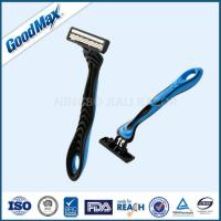 Goodmax Triple Blade Razor With Aloe And Vitamin E Lubricant Strip ISO Approved Manufactures