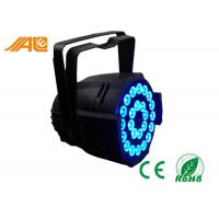Quality Color Change Indoor Stage Lighting LED Par Can Lights Par64 for Theatre / Wedding for sale