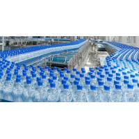 Standard Caps 3-IN-1 Bottle Washing-Filling-Capping Machine Production Line 500ml pure water and mineral water Manufactures