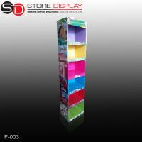 Floor display stand in corrugated paper material Manufactures