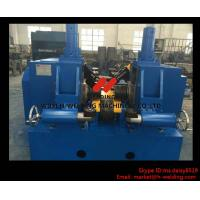 Quality Professional Automated Horizontal Steel H Beam Welding Production Line High Speed for sale