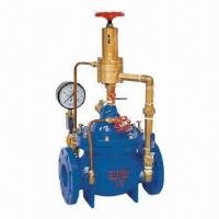 500x Pressure Discharge-sustain Valve with 1.0, 1.6 and 2.5MPa Pressure Manufactures