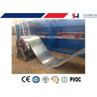 Sheet Roll forming machine for channel / purlin with punching process Manufactures