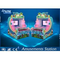 China Dolphin Shape Redemption Game Machine Electronic Happy Pitch Balls Game video game machine amusement park on sale