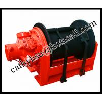 custom built dredger hydraulic winch dredger winch from China factory Manufactures