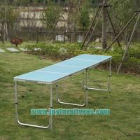 China Aluminum folding beer pong table JFP1029 on sale