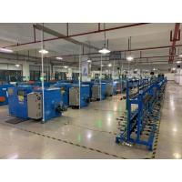 Electrical Control Copper Wire Bunching Machine Touch Screen Interface Operation Manufactures
