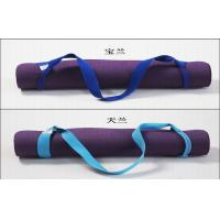 8 Feet Yoga Mat Strap Heat Resistant Mix Weave For Gym Exercise Manufactures
