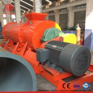 Cattle Waste Organic Fertilizer Granulator High Speed Good Granulation Effect Manufactures