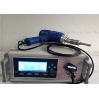 28Khz 1200W Handheld Ultrasonic Welder Gun Type With Less Weight For Plastic Welding Manufactures
