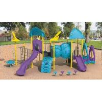 Outdoor Playground Equipment (KQ9005A) Manufactures