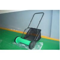 China Euro Model Manual Garden Lawn Mower Adjustable Cutting Height 16 Inch on sale