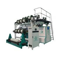 China Efficiently Warp Knitting Machine With EBA Electronic Let - Off Device on sale