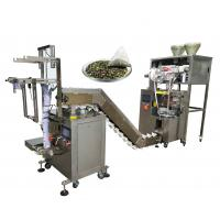 China JB-180CS Automatic small Triangle Nylon tea bag packing machine for  Inner and Outer tea bag packing machine on sale