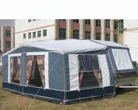 Lightweight Plastic Caravan Porch Awnings , all season caravan awnings Manufactures