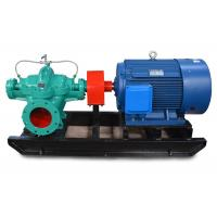 Irrigation Horizontal Split Case Pump Single Stage Double Suction Centrifugal Pump Manufactures