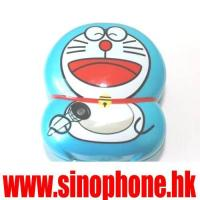 Doraemon mobile phone with dual band Built-in 1G memory card W850 Manufactures