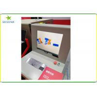 China JC6040 Automatically Bi-Directions Scanning X Ray Baggage Scanner In Schools ,Malls And Police Offices on sale