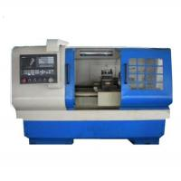 China 3 Axis CK6140 CNC Lathe Machine 808D Controller Tool As Hub Shaping on sale