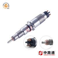 Dongfeng Truck Injector	0 445 120 123 car fuel nozzle fits for YuTong KingLong Bus Manufactures