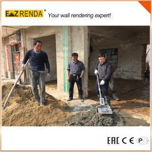 EZ RENDA Innovative Small Mortar Mixer Patent No. ZL 2014 2079 1174. X Manufactures