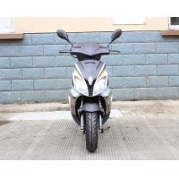 """Air Cooled 12"""" Front Disc And Rear Drum Brake 50cc Gas Scooter Manufactures"""