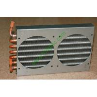 China good quality copper tube fin type coils heat exchangers Manufactures