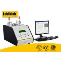 ISO 5636 Standard Air Permeability Testing Equipment for Plastic Nonwovens and Paper Manufactures