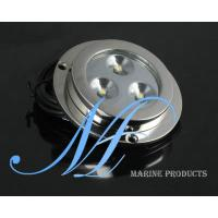 China 3X3W boat underwater light, fishing boat LED lights, wakeboard LED light on sale
