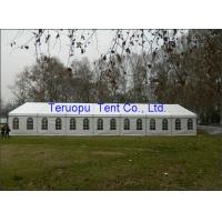 China German Standard Outdoor Party Tents 15 X 35 M Used In Car Parking And Party on sale