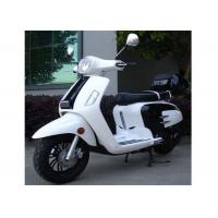 Cycle Headlight Adult Motor Scooter 150cc With Two Rear View Mirrors Automatic Transmission Manufactures
