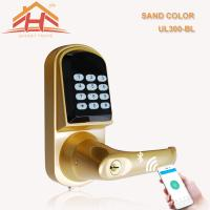 China Password Smart Digital Door Lock 0 Degree-70 Degree Working Temperature on sale