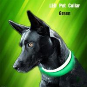 Buy cheap Luxury Nylon LED Dog Collar Printed Training Vest Flashing Usb Rechargeable from wholesalers