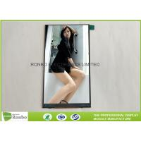 China Narrow Thin Mobile Phone Lcd Display 5.5 Inch FHD 1080 * 1920 High Resolution on sale