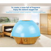 2017 New Products 200ML Wooden Aroma Essential Oil Diffuser Aromatherapy Diffuser Humidifier for Home Office Manufactures