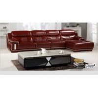 Living Room Moden Leather Sofa-LS08 Manufactures