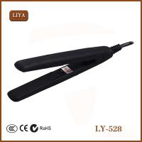 China Safe and good quality flat iron hair straightener with CE, ROHS,IEC approval on sale
