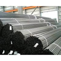 Welded Carbon Steel Cold Drawn Steel Tube Round Shape For Heat Exchanger Manufactures