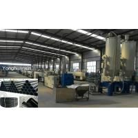 PE/HDPE pipe production line Manufactures