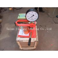China PJ-40 diesel engine fuel injector nozzle tester on sale